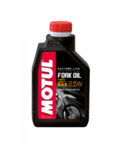 Motul Fork Oil Factory Line Very Light 2.5W 1L