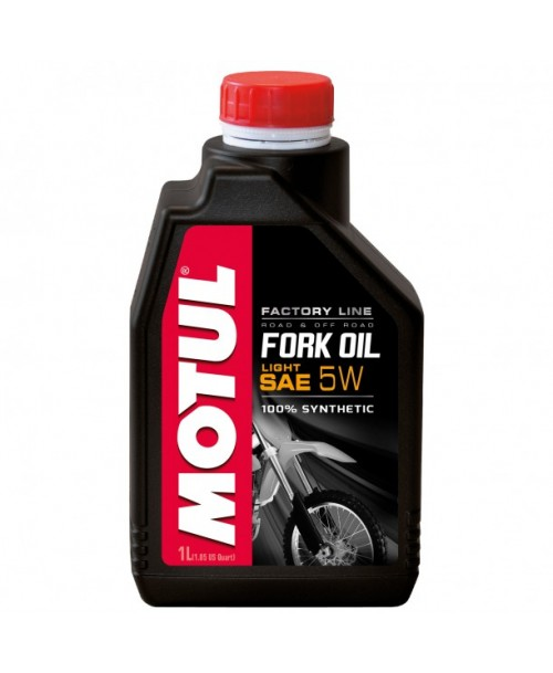 Motul Fork Oil Light Factory Line 5W 1L