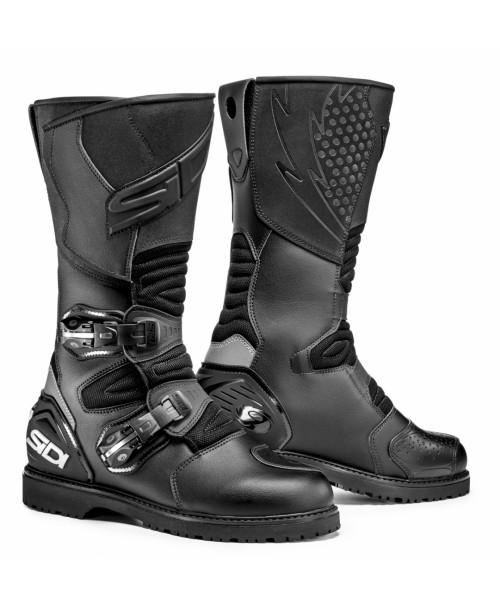Sidi Boots Deep Rain Black