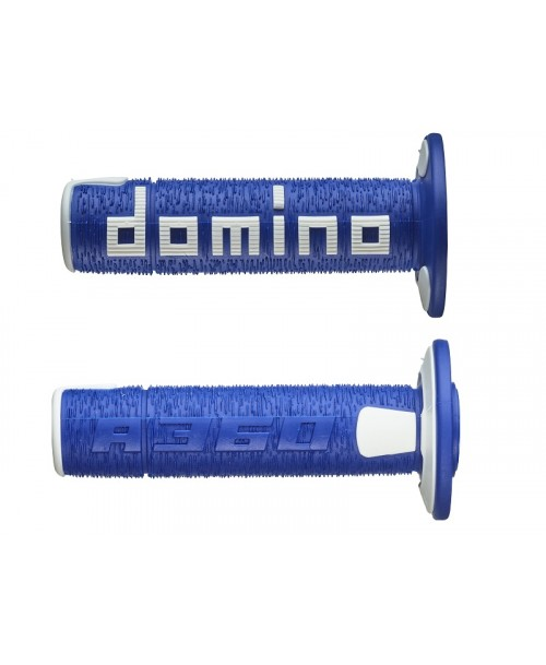 Rokturi Domino - A360 zils/balts