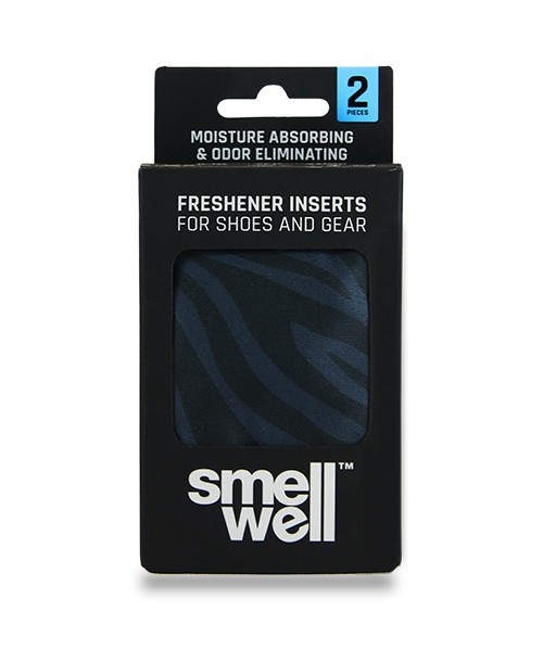 SmellWell Original Shoe & Gear Freshener Inserts 2pcs