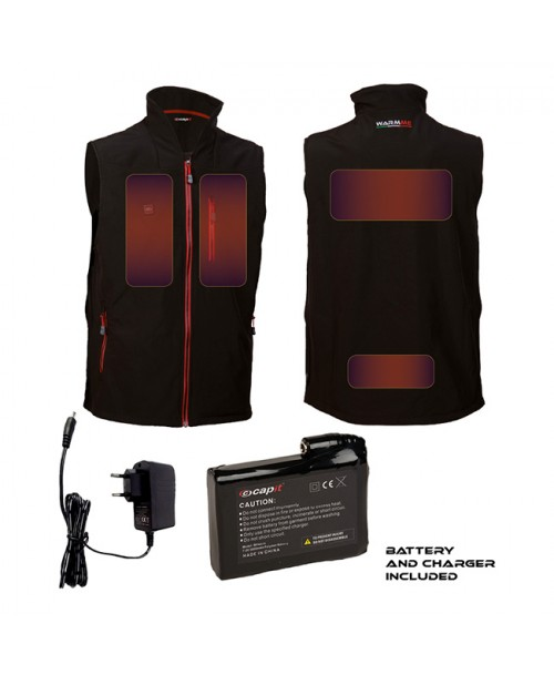 Capit WARMME Heat-Vest size 2XL - 3XL