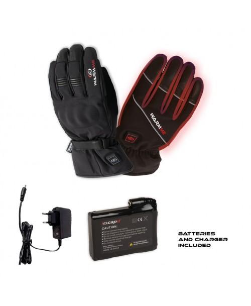 Capit WarmMe Moto Race Heat Gloves