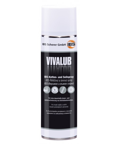 IBS-Chain-Spray VivaLub 500 ml.