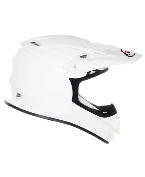 Suomy Helmet MR JUMP Plain White