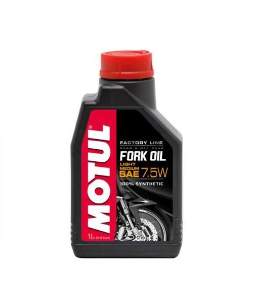 Motul Fork Oil Factory Line L/M 7.5W 1L