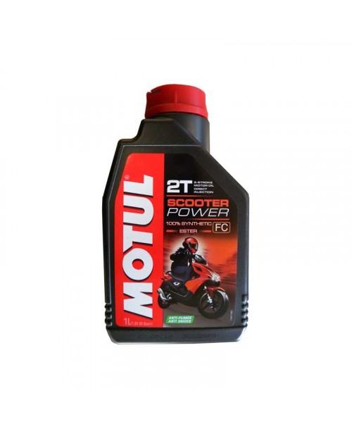 Motul Motor Oil Scooter Power 2T 1L