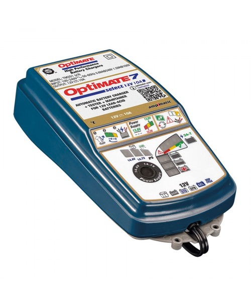 Tecmate Battery Charger OptiMate 7 Select
