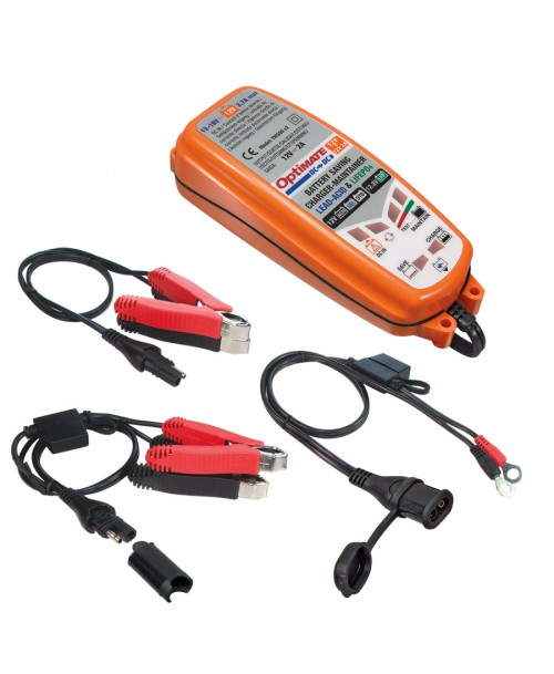 Tecmate Battery Charger OptiMate DC