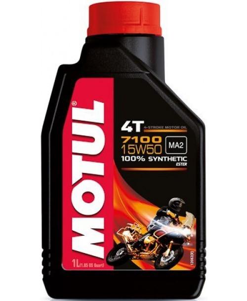 Motul Motor Oil 7100 4T 15W50 1L