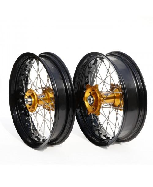 Supermoto REX Wheels riteņu komplekts