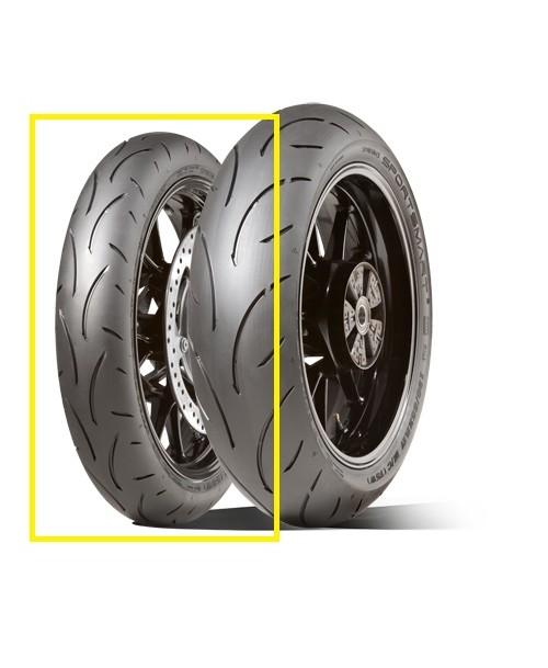 Dunlop Riepa SX SportSmart2 120/70 ZR17 58W Front TL