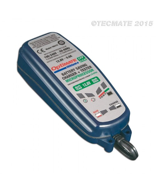 Tecmate Battery Charger OptiMate Lithium 4s 0.8A