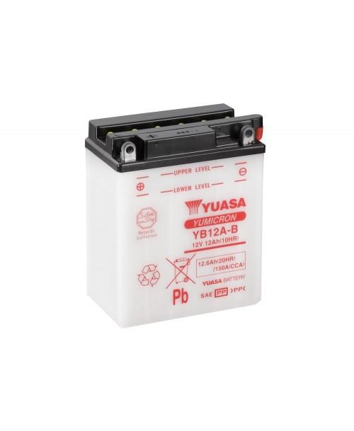 Battery Yuasa YB12A-B