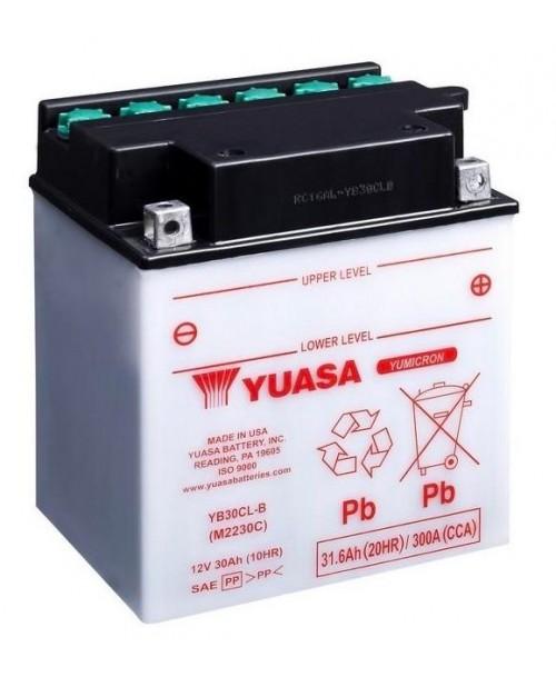 Akumulators Yuasa YB30CL-B