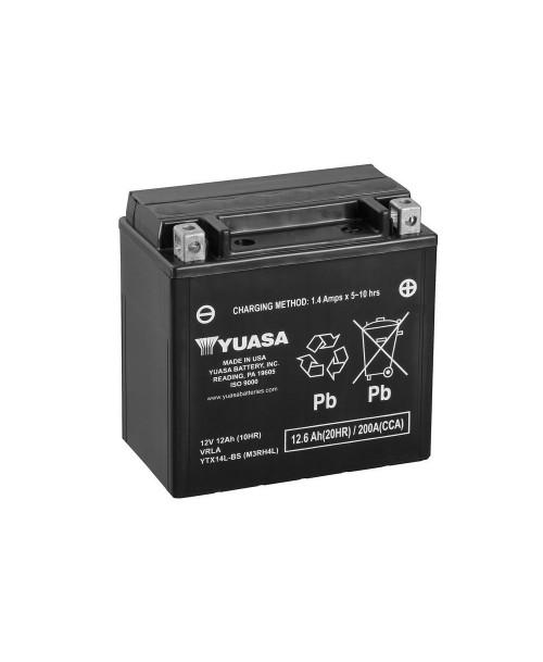 Akumulators Yuasa YTX14L-BS